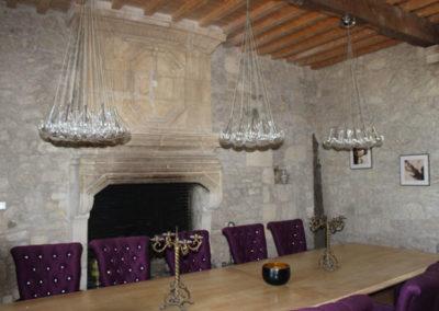 Salle à Manger du Château
